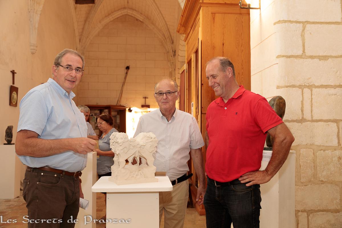 Retour sur l'Expo Artistes et Créateurs d'Art à Pranzac